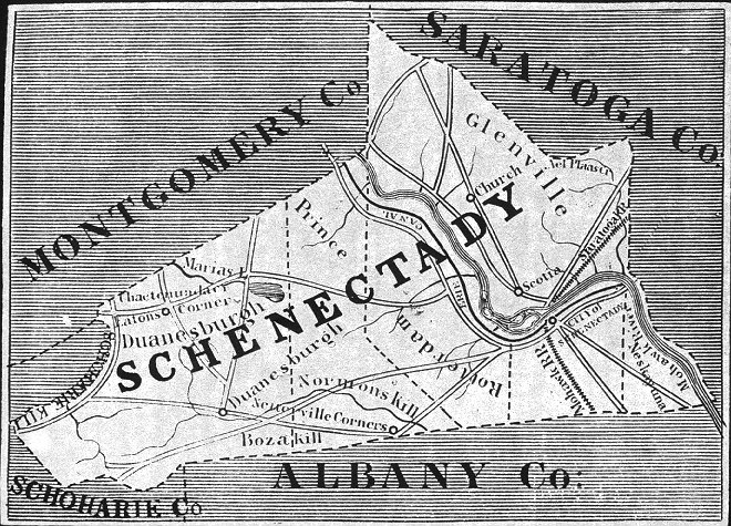 History of Schenectady County, New Yorkschenectady county